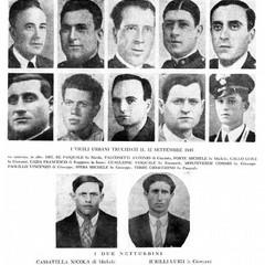 Le Vittime 12 settembre 1943
