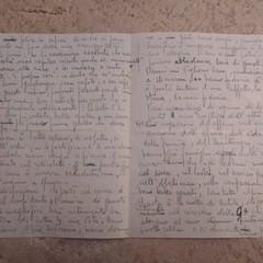 Lettera Vincenzo Fugalli