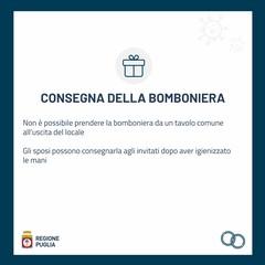Matrimoni, ecco le indicazioni valide in Puglia del 15 giugno