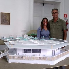 Marianna Cafagna e prof Gorgoglione JPG