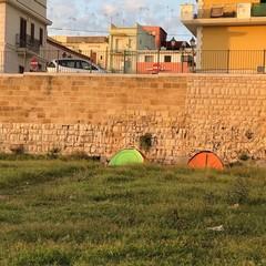 Mura del Carmine: «Un wc a cielo aperto»