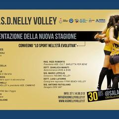 La Nelly Volley si presenta al grande pubblico