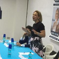 Presentazione della candidata Agata Oliva