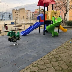 Parco giochi via Chieffi