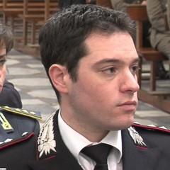 Militari e forze dell'ordine del territorio al precetto pasquale