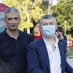 Ivan Scalfarotto presenta a Barletta la sua candidatura alla Regione