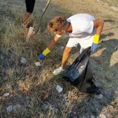 Raccolta rifiuti organizzata dai ragazzi di Barletta