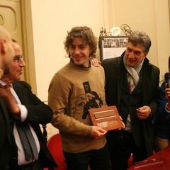 Riconoscimento per Michele Riondino nel segno di Pietro Mennea