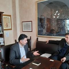 Cannito incontra Yilmaz Orkan