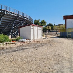 Sopralluogo Stadio Puttilli