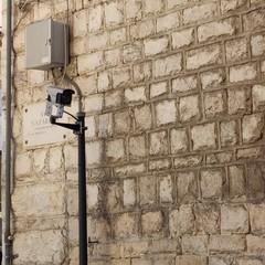 Telecamere nel centro storico di Barletta