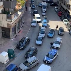 Traffico via Alvisi - via Monfalcone