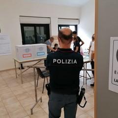 Un seggio ad Andria