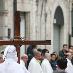 Venerdì Santo 2018, la processione eucaristico-penitenziale