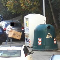 Ancora rifiuti abbandonati a Barletta