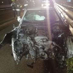 Gravissimo incidente in zona Barberini