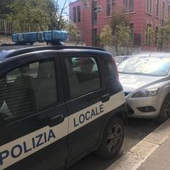 Evacuata la scuola Musti, presente la polizia locale