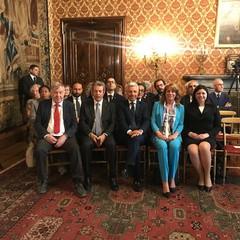 Il presidente della Repubblica Mattarella incontra la delegazione della LILT