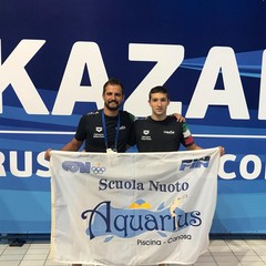 Fabrizio Addamiano, tecnico a Kazan