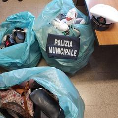 Controlli della Polizia locale di Barletta