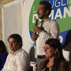 Rossella Piazzolla, candidata al Consiglio Regionale nella lista 'La Puglia Domani' con Fitto