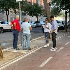 Disagi per marciapiedi e strade dissestate, primi sopralluoghi