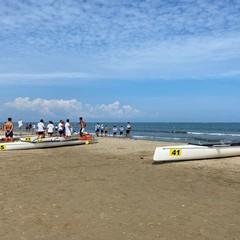 Coastal rowing Barletta