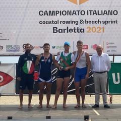 Giornata conclusiva campionati di Coastal rowing e Beach Sprint a Barletta
