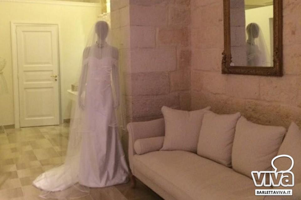 "Atelier di alta moda sposa, a Trani nasce ""Bucaneve"""