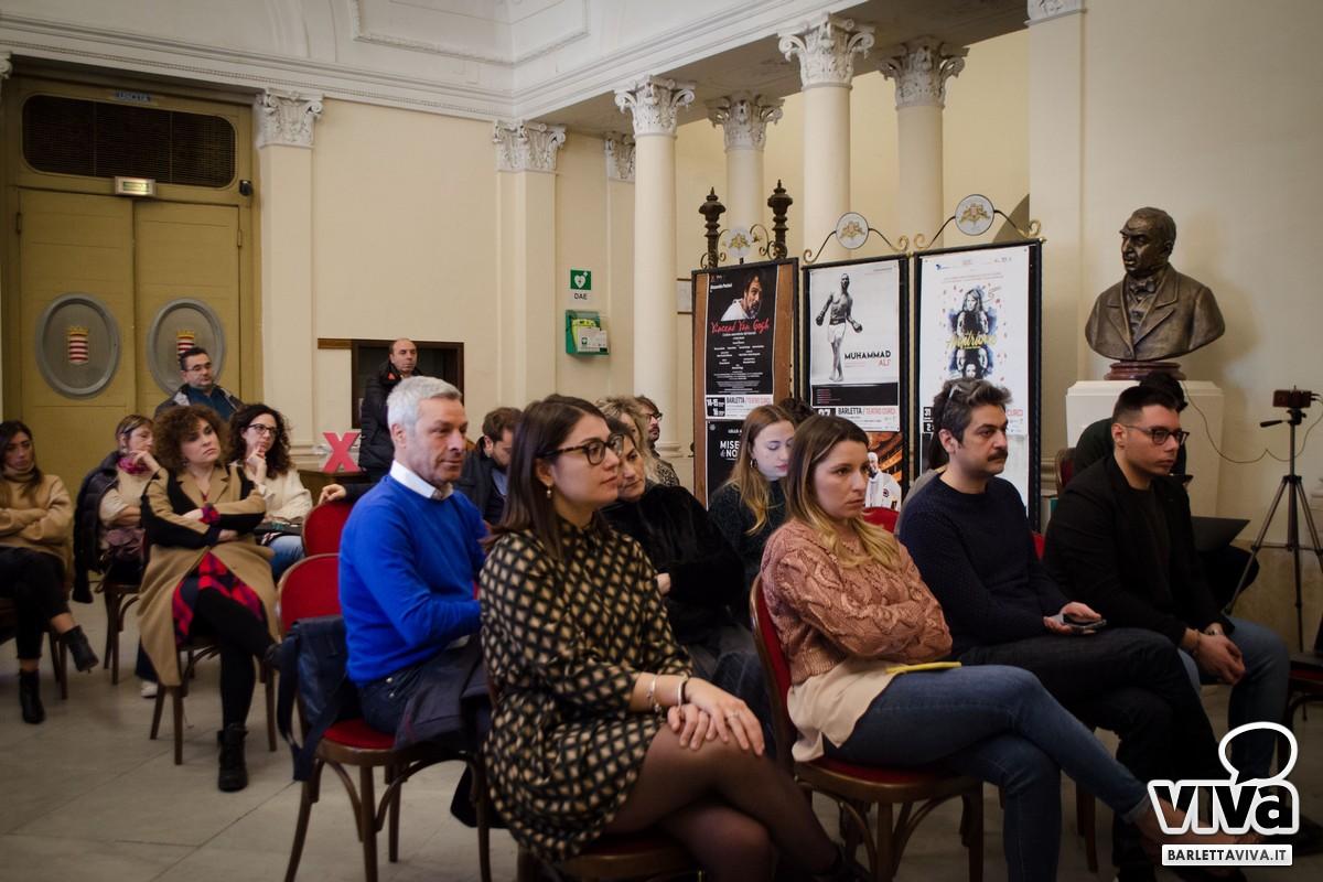 Conferenza stampa TEDx Barletta