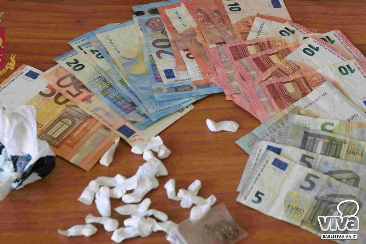 Sequestro di droga a Barletta