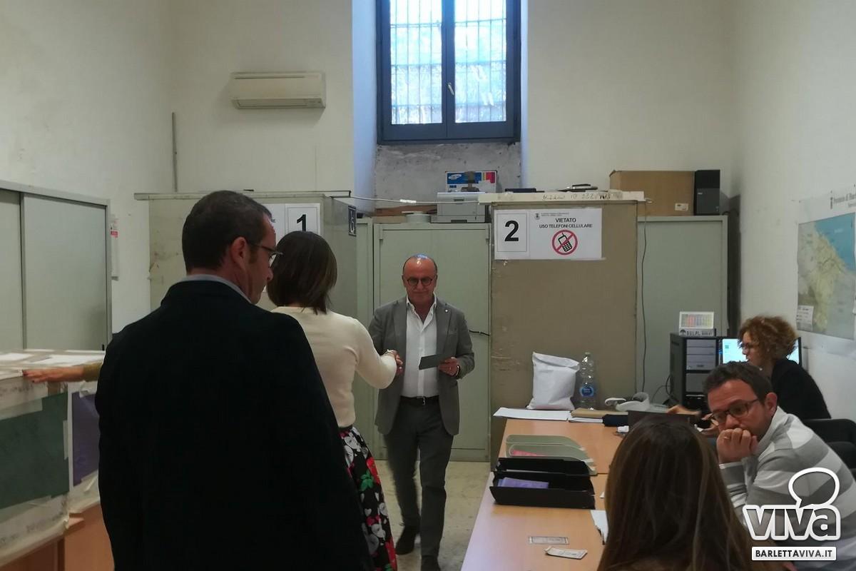 Oggi elezioni provinciali, al seggio presenti Dicataldo e ...