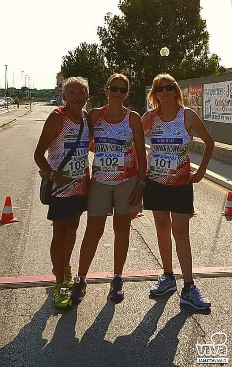 """""""100 km del Passatore"""", tra i partecipanti tre atleti di Barletta"""