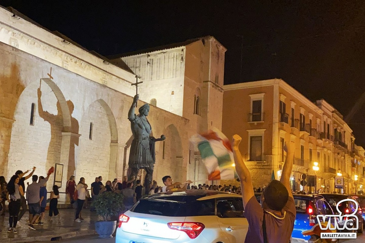 Festeggiamenti per l'Italia