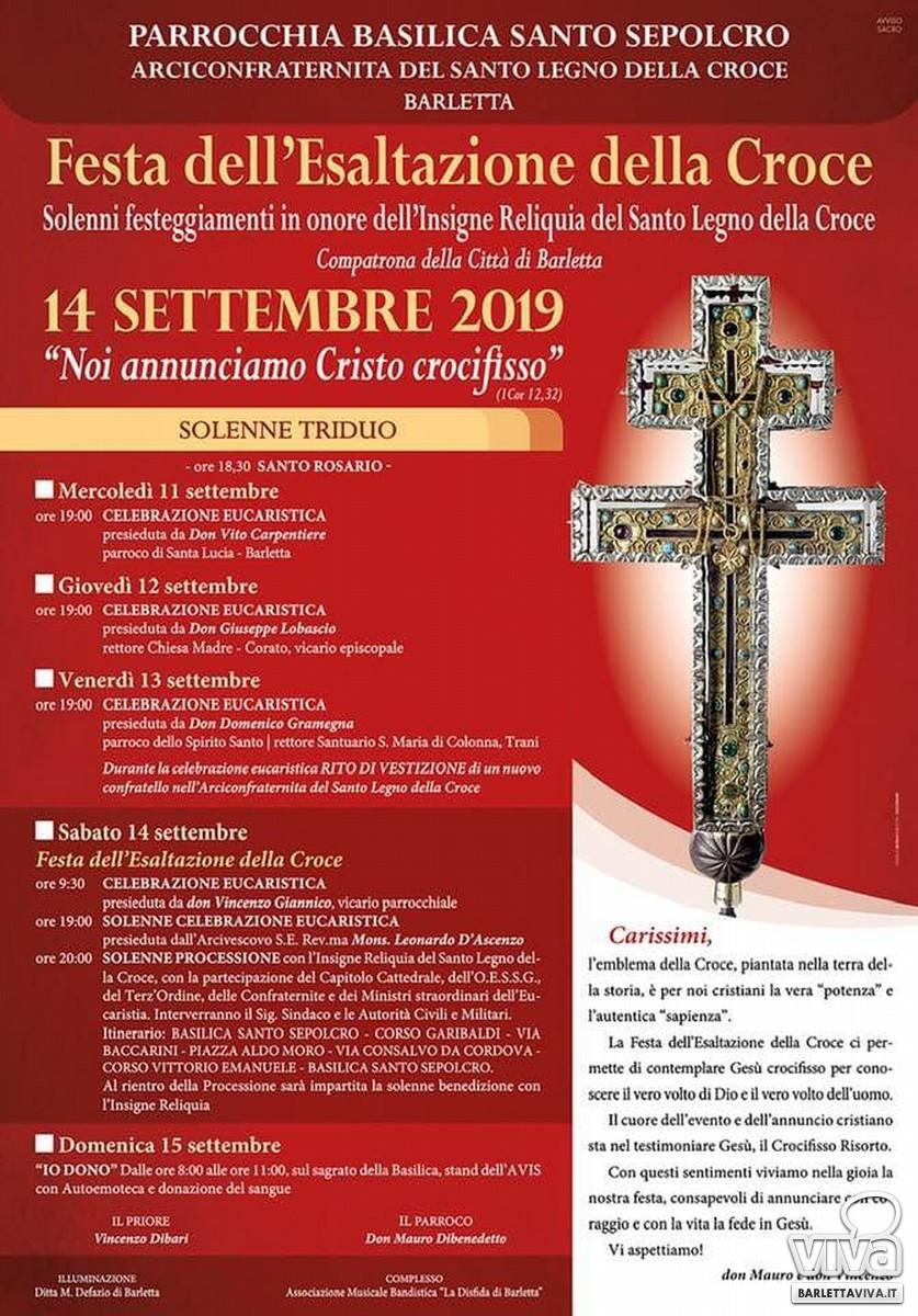 Festa dell'Esaltazione della Croce