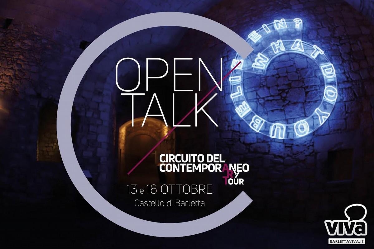 Talk Circuito del Contemporaneo