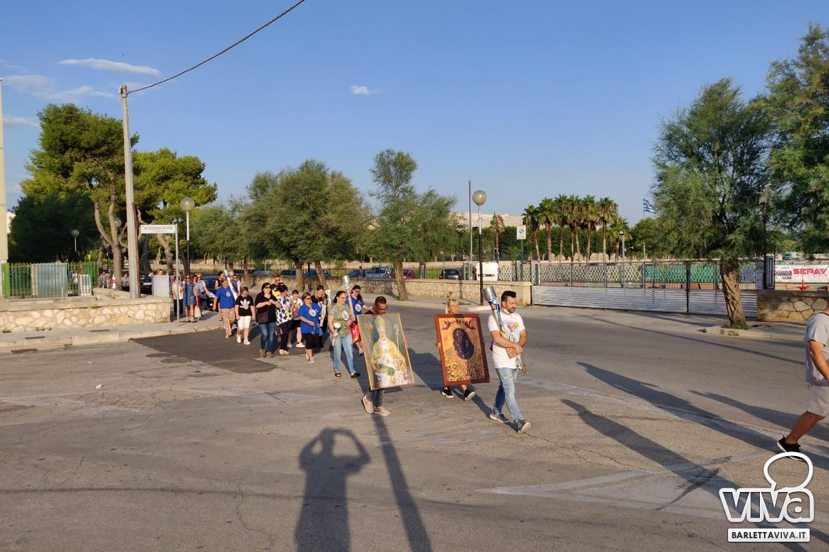 Pellegrinaggio al Santuario della Madonna dello Sterpeto