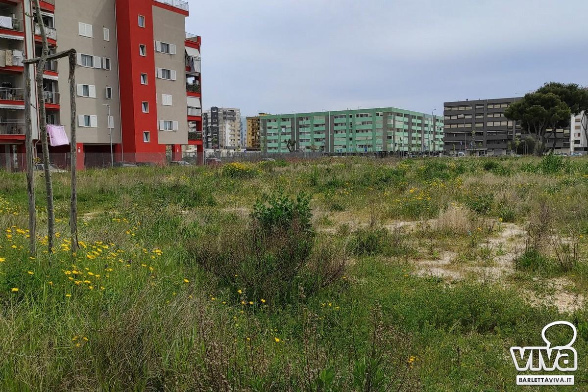 Terreni in via Velasquez