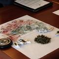 Spaccio di marijuana a Barletta nei pressi del castello svevo