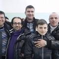 Volley, derby Axia - Cardo