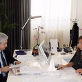 Il direttore incontra Mirella De Filippo