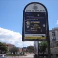 Pannelli del trasporto pubblico