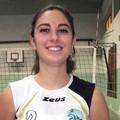 Il Capitano dell'Axia Volley Rossella Mastrototaro