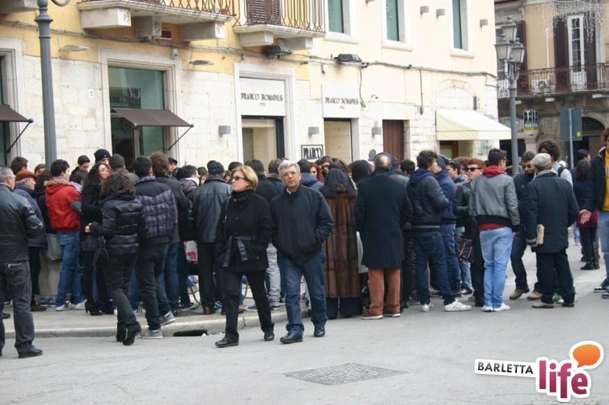 Barletta riforma scolastica gli studenti ancora in piazza - Mercatino usato barletta ...