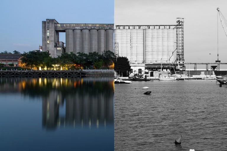 Silo di Guangzhou (Cina) - Silos di Barletta