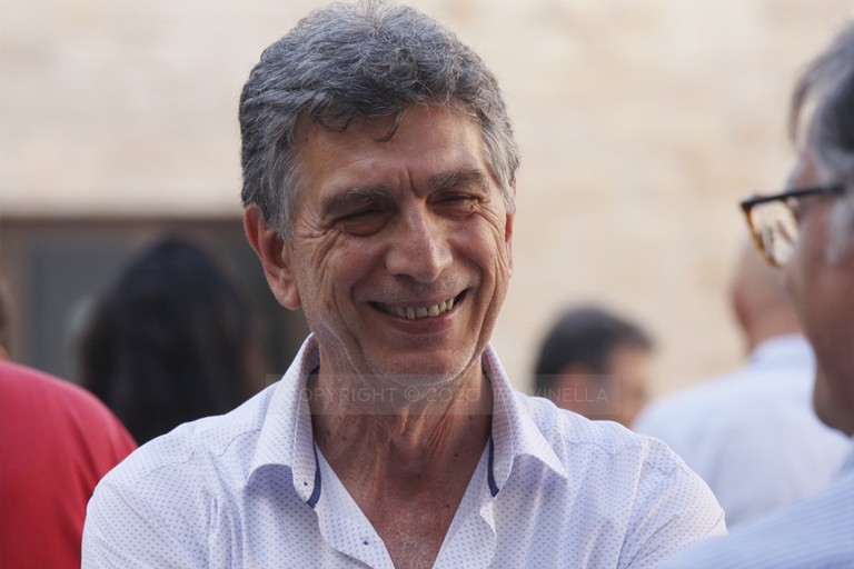 Cosimo Cannito. <span>Foto Ida Vinella</span>