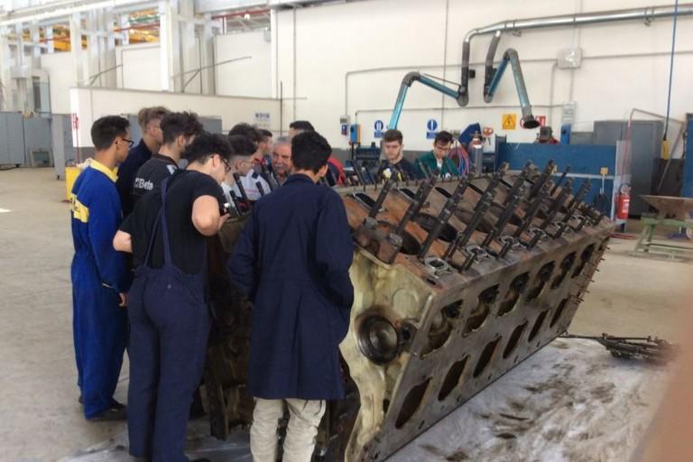 Per gli studenti dell'IPSIA Archimede l'alternanza scuola-lavoro sarà anche all'Arsenale di Taranto