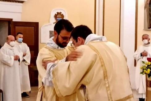 Nuove ordinazioni diaconali