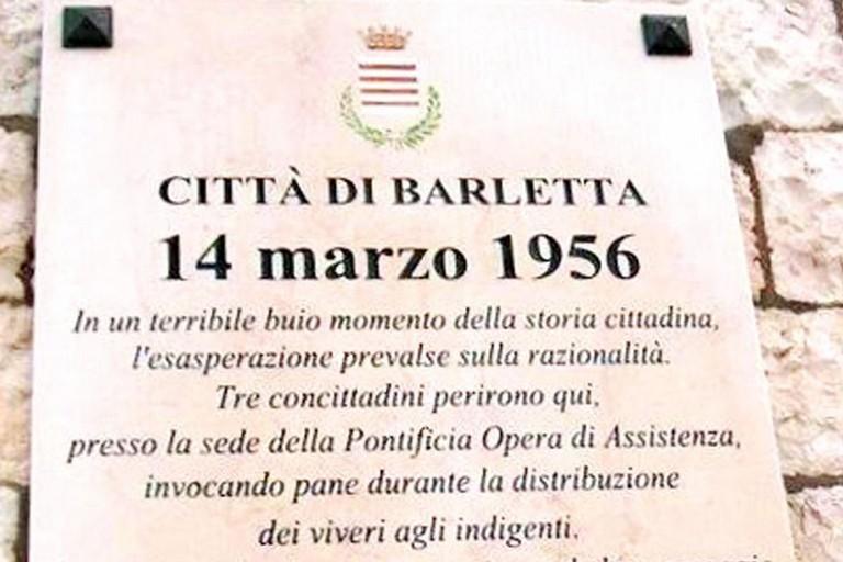 14 marzo 1956