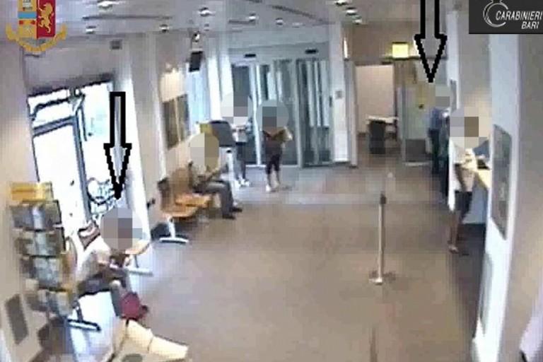 Arrestato rapinatore seriale, le telecamere degli uffici postali lo inchiodano